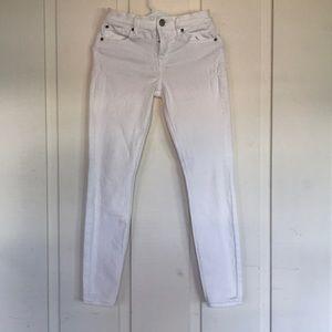 Express Jeans Jean Legging Mid-Rise